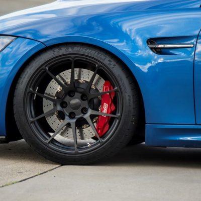 BMW Forgeline Wheels